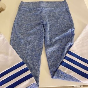 Bombshell sportswear original  leggings in blue